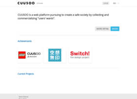 cuusoo.com