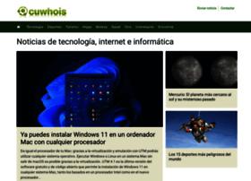 cuwhois.com