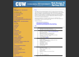 cuwwebdesign2.is-great.org