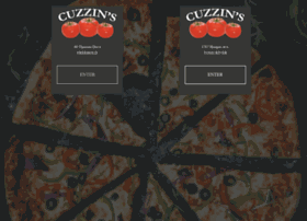 cuzzinspizza.com