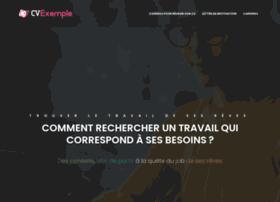 cv-exemple.fr