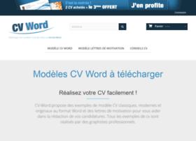 cv-word.com