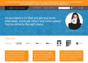 cvandinterviewadvisors.co.uk