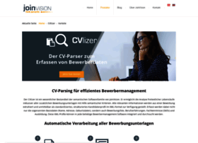 cvlizer.joinvision.com