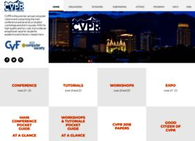 cvpr2018.thecvf.com