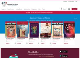 cvrls.libraryreserve.com