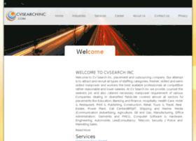 cvsearchinc.com