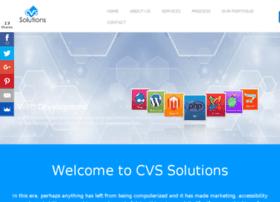 cvssolutions.in