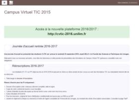 cvtic-2015.unilim.fr