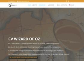 cvwizardofoz.com
