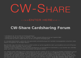 Cardsharing forum websites and posts on cardsharing forum