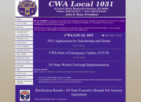 cwa1031.org