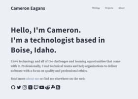 cweagans.net