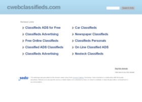 cwebclassifieds.com