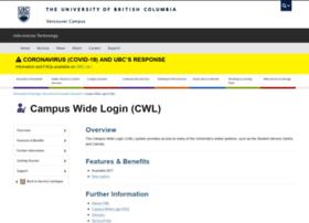 cwl.ubc.ca