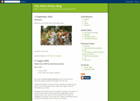 cwlibraryblog.blogspot.nl
