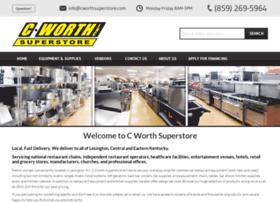 cworthsuperstore.com