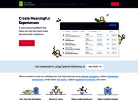 cx-ux-research.optimalworkshop.com