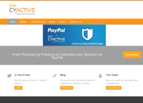 cyactive.com