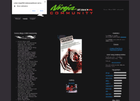 cyber-ninja250r.darkbb.com