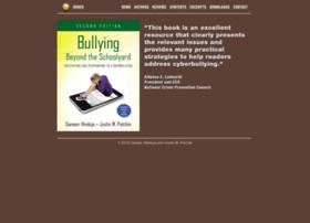 cyberbullyingbook.com