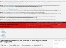cybercratsystems.com