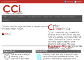 cybercrimeindia.org