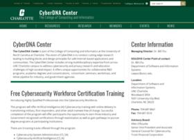 cyberdna.uncc.edu