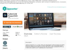 cyberlinke-powerdvd.theappcenter.com