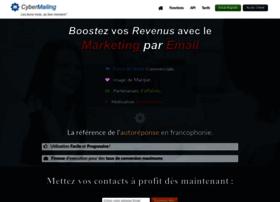 cybermailing.com