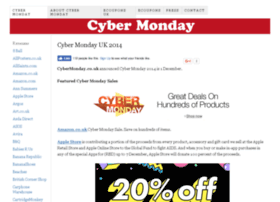 cybermonday.co.uk