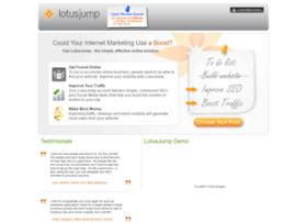 cybermonday.lotusjump.com