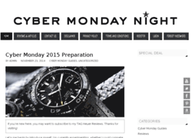 cybermondaynight.com