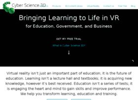 cyberscience3d.com