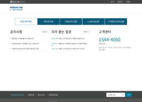 cyberskyshop.koreanair.com