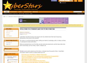 cyberstarforum.com
