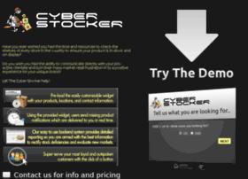 cyberstocker.net