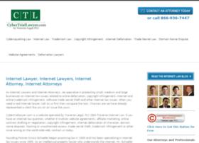 cybertriallawyer.com