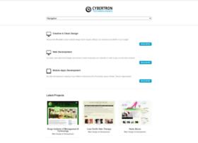 cybertrontechnologies.com