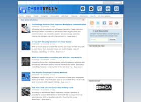 cybervally.com