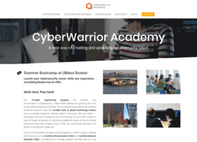 cyberwarrior.com