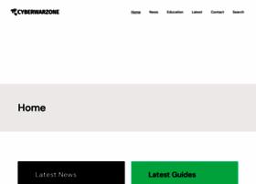 cyberwarzone.com