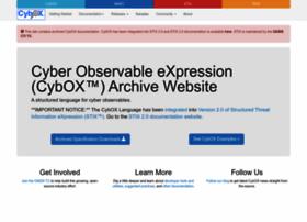 cybox.mitre.org
