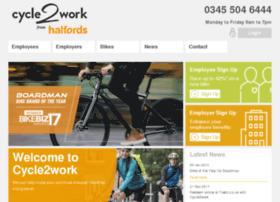 cycle2work.info