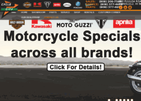 cyclecityltd.com