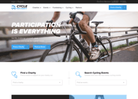 cycleforcharity.com