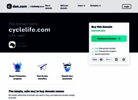 cyclelife.com