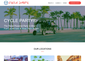 cycleparty.com