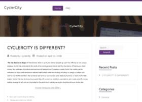 cyclercity.com