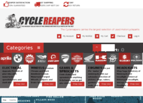 cyclereapers.com